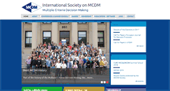 Preview of mcdmsociety.org